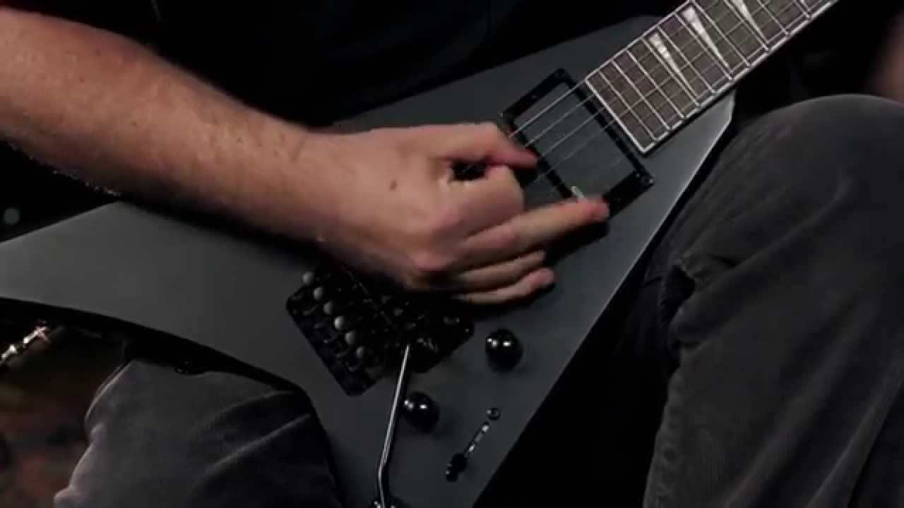 Product Spotlight – Jackson RRXMG Rhoads V Electric Guitar