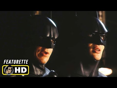 BATMAN BEGINS (2005) Casting Christian Bale & Cillian Murphy [HD] Screen Tests