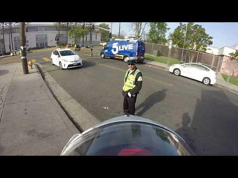 Officer Down near my house
