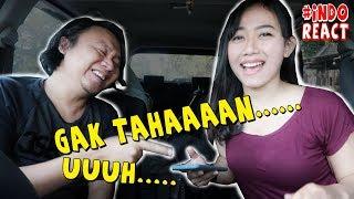 Video Cewek INDO ini Melting Lihat Penyanyi MALAYSIA #INDOREACT MP3, 3GP, MP4, WEBM, AVI, FLV Agustus 2019
