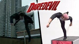 Video Stunts From Daredevil In Real Life (Parkour, Marvel) MP3, 3GP, MP4, WEBM, AVI, FLV Oktober 2018