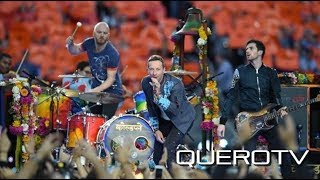 Coldplay Live 2017 A Head Full of Dreams Tour HD