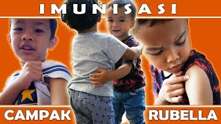 Video Berani di Imunisasi Campak dan Rubella ! Vaksin MR ! MP3, 3GP, MP4, WEBM, AVI, FLV Desember 2018