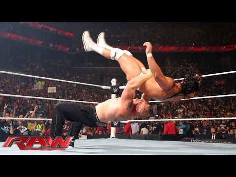 The Undertaker vs. Brock Lesnar WWE SummerSlam 2015