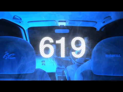 619 - RAWAL x Sez On The Beat | Official Visualizer | The MVMNT