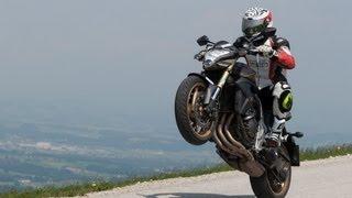 3. Honda CB1000R - Nakedbike Test