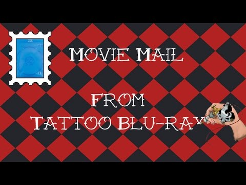 What's Up DOC! #7: Movie Mail From Tattoo Blu-ray
