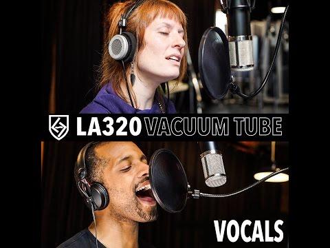 Lauten Audio Series Black LA-320 - Vocal Samples