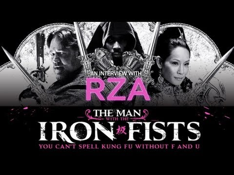 Crafting with CMF - RZA - The Man with the Iron Fists 