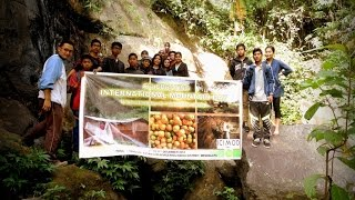 International Mountain Day is an opportunity to create awareness about the importance of mountains to life, to highlight the opportunities and constraints in mountain development and to build partnerships that will bring positive change to the world's mountains and highlands.The theme for this year's International Mountain Day was 'Mountain Farming'. Participants from Royal Global School, Maria's Public School and Parijat Academy from Guwahati, were selected for a three day community learning event to The Chandubi and Ri bhoi District of Meghalaya. The students shared their learnings by different presentations in their Respective Schools. The support for organizing the programme was provided by International Centre for Integrated Mountain Development, Kathmandu, Nepal.