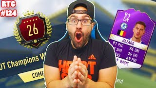We got so lucky in this road to fut champions rewards! fifa 17 ultimate team came up super big and gave us some big top 100 ...