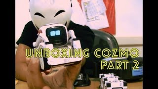 Video Unboxing Cozmo si Robot Canggih Part 2 (Bahasa Indonesia) MP3, 3GP, MP4, WEBM, AVI, FLV Maret 2018