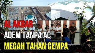 Video Kemegahan Masjid Al Akbar Bandara YIA Jogja MP3, 3GP, MP4, WEBM, AVI, FLV April 2019