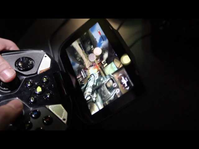 Another look at Dead Trigger 2 on NVIDIA Shield - E3 2013