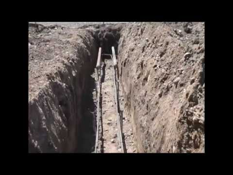 Another way to pour Concrete footing