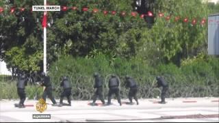 Dozens dead after gunman opens fire at Tunisia beach