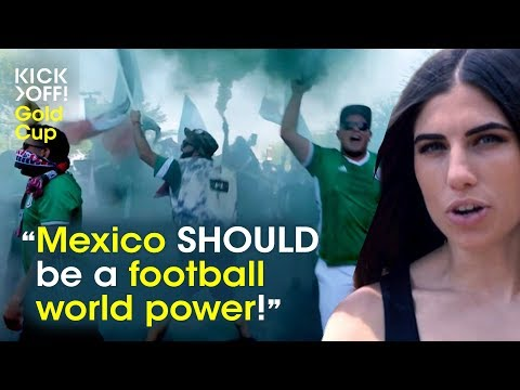 Gold Cup 2019 | Why is Mexico not a world football power?