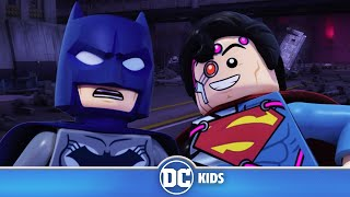 Nonton Lego Justice League Cosmic Clash   Its Not Personal   Dc Kids Film Subtitle Indonesia Streaming Movie Download