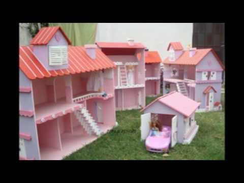 Mi casita de muñecas soñada Pipa & Pinopi  TE ESPERAMOS EN www.pipapinopi.com