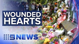 Christchurch witnesses and victims reflect on trauma | Nine News Australia