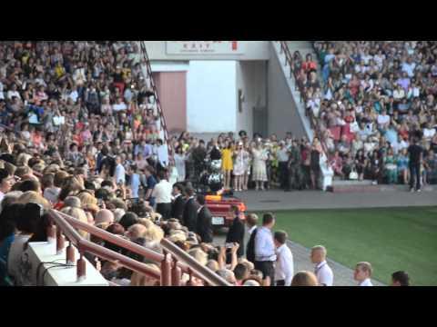 Видеоселфи Филиппа Киркорова в Гомеле