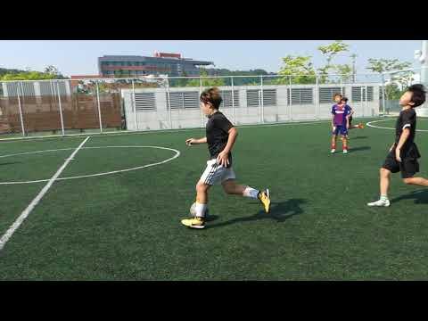 2대2 (2인제) 축구 경기