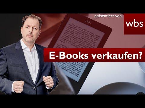 Darf ich mein gebrauchtes E-Book verkaufen?