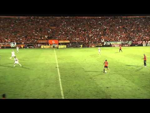 TERO TV Full Match Chiang Rai VS. Bec-Tero 14-10-2012