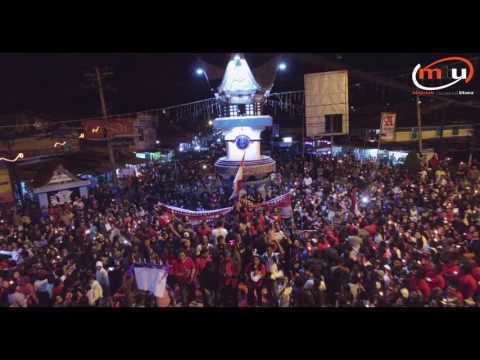 10.000 Lilin Demi Keutuhan NKRI dan Keselamatan Ideologi Pancasila dari Tapanuli Utara