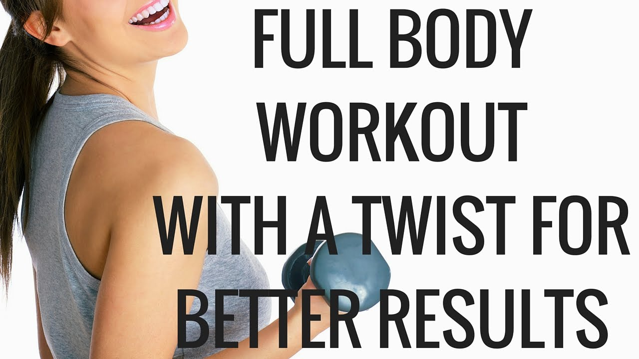Full Body Circuit Training Workout for Women – Christina Carlyle