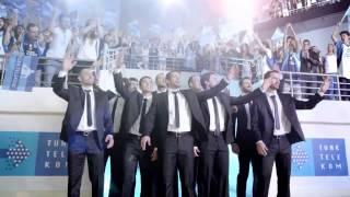 Türk Telekom Reklamı - Basketbol Mavi Kaplanlar