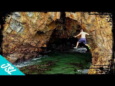 3 MORE of the BEST Sea Cave Beaches in Southern California