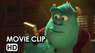 Monsters University Enrollment Videos - We See Monsters University