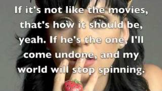 Not Like The Movies (OFFICIAL Karaoke/Instrumental with Onscreen Lyrics) by Katy Perry