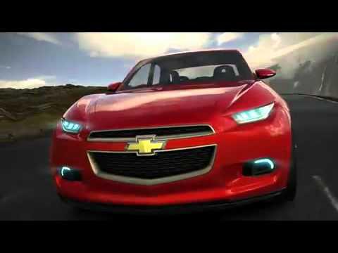 Chevrolet  Chevrolet Code130R concept reveal promo