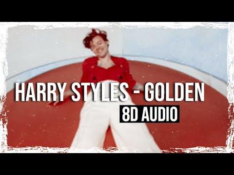 Harry Styles - golden [8D AUDIO]