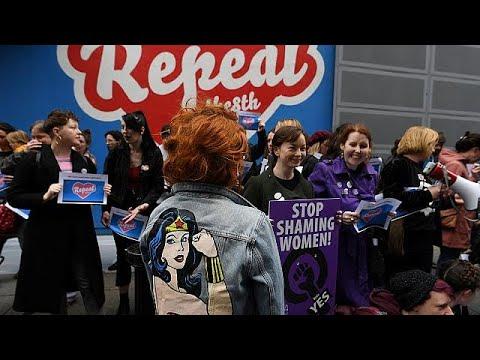 Ιρλανδία: Δημοψήφισμα για την απαγόρευση ή μη των αμβλώσεων   …