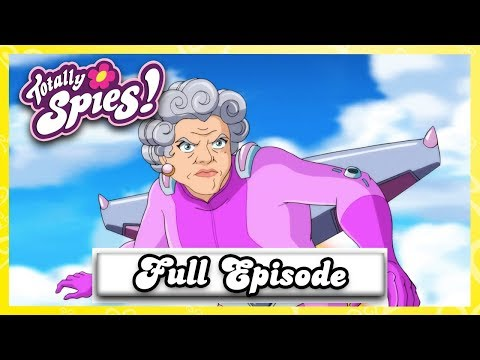 Totally Switched Again | Totally Spies - Season 6, Episode 18