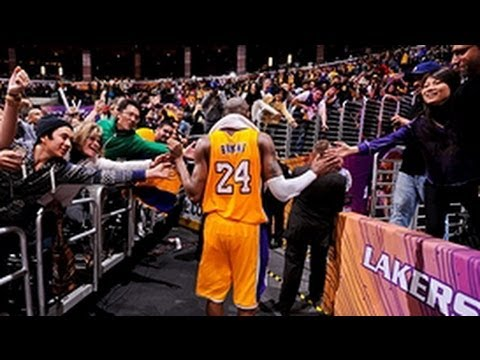 bryant - Check out these four INCREDIBLE shots from Kobe Bryant as he hits three nearly impossible 3-pointers down the stretch to lead the Lakers comeback & force ove...