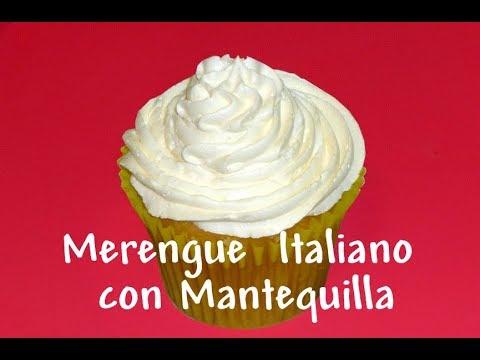 Merengue Italiano Cubierta