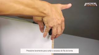 Destopador Manual Rehau - Marceneiro Expresso