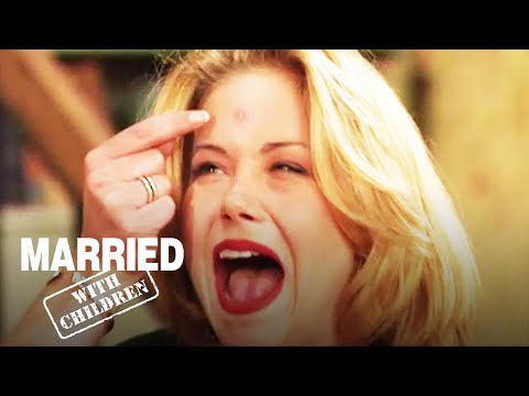 Kelly Has A Zit! | Married With Children