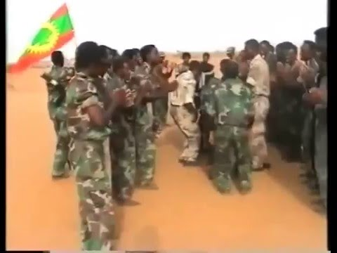 Oromo Liberation Front(OLF) Army December 2015
