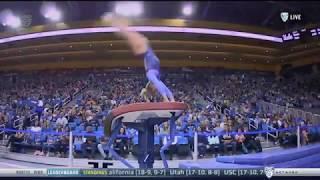 10. Pauline Tratz (UCLA) 2018 Vault vs Utah 9.925