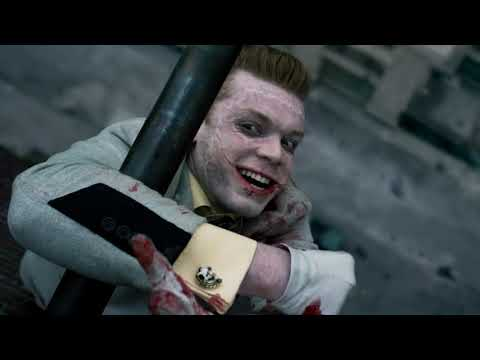 Gotham 4x18 Jerome's Death