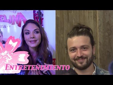 Rossana Nájera nos presenta a su nuevo novio y nos habla de la continuación de la serie