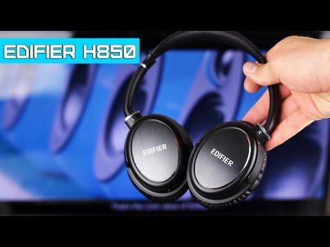 Edifier H850 Обзор. Лучшие наушники за 40$ (видео)