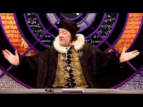 shakespeare - Property of the BBC. HD verison: http://www.youtube.com/watch?v=PneEHTu9OVw Stephen and Alan are joined by Sue Perkins, David Mitchell and Bill Bailey to dis...