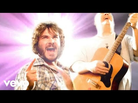 tribute - Music video by Tenacious D performing Tribute. (C) 2001 SONY BMG MUSIC ENTERTAINMENT.