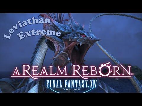 Final Fantasy XIV: ARR – Leviathan Extreme (1 Healer)